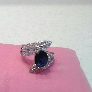Jtv Sapphire Ring